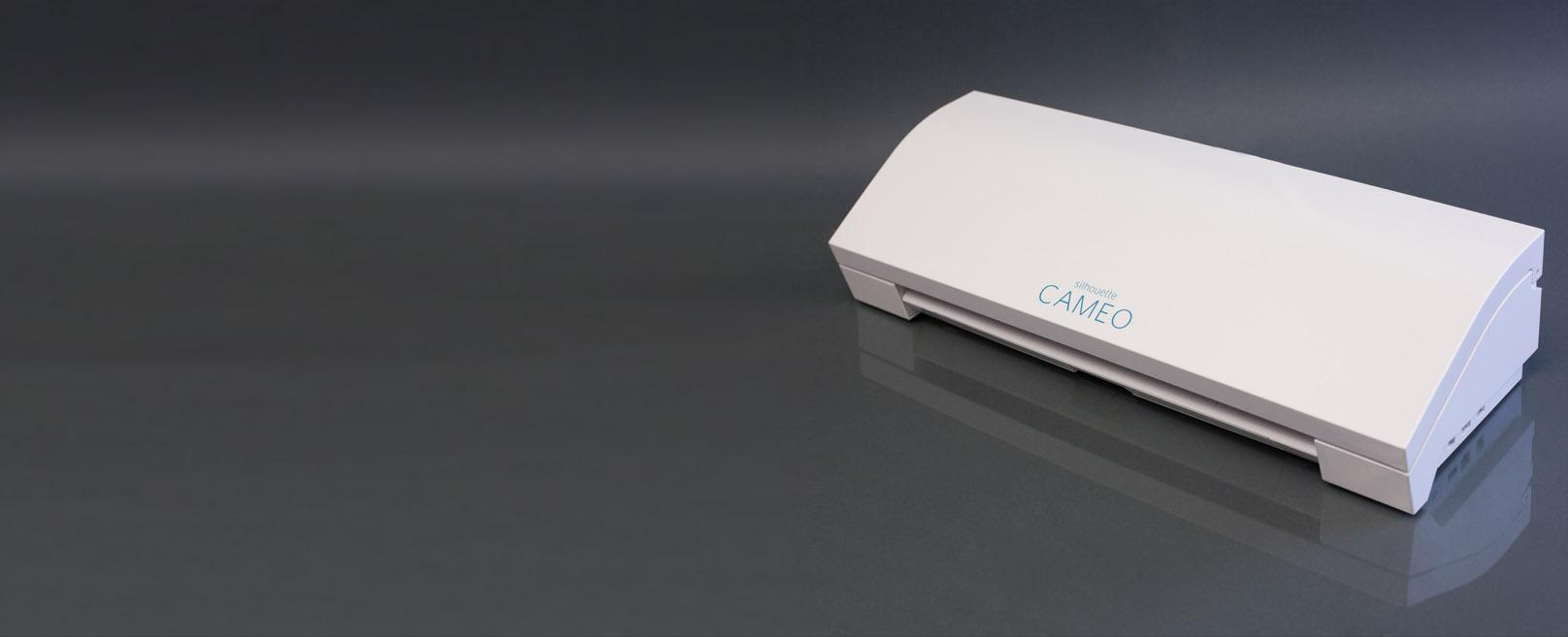 Silhouette Cameo 3 termékkép zárt állapotban