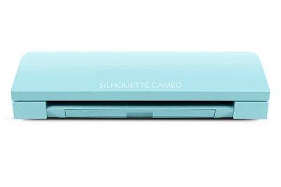 Silhouette Cameo 3 Aqua Blue - kék