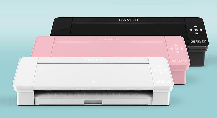 Silhouette Cameo 4 kapható színek