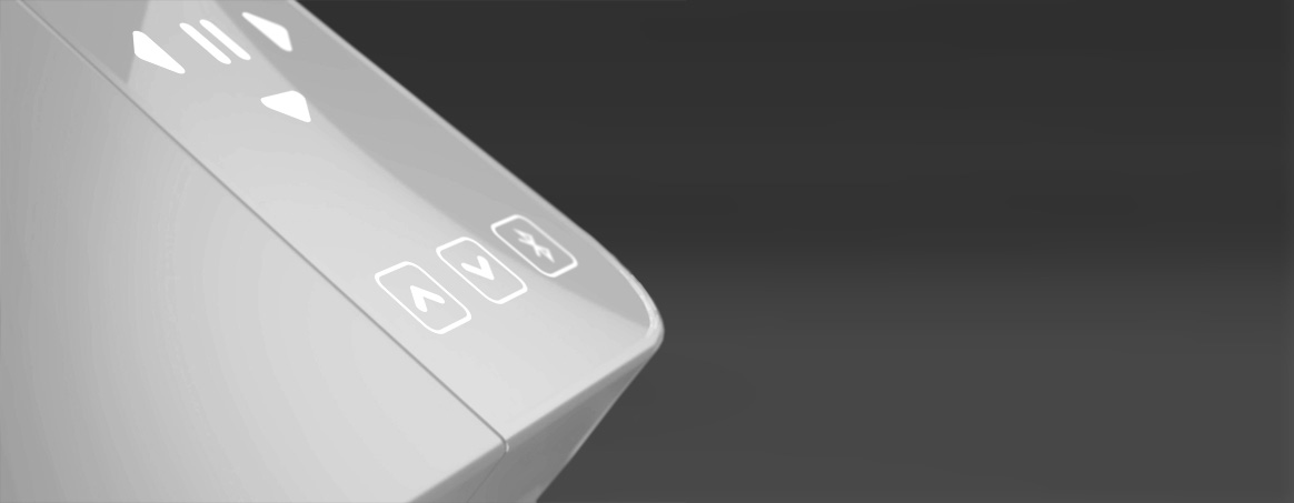 Silhouette Cameo 4 Pro érintőpanelje