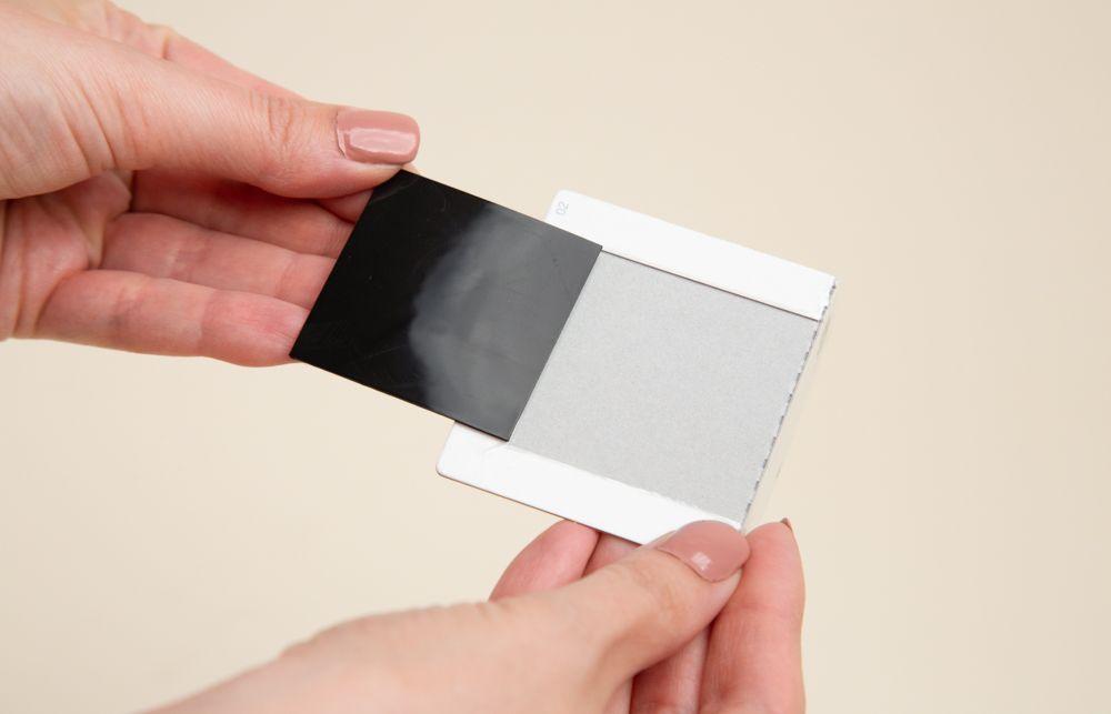 Silhouette Mint használatának bemutatása, 5. lépés